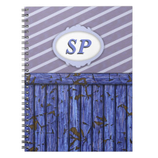 Maritime Wall - Blue Note Book