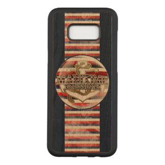 MARITIME XPRESSIONZ CARVED SAMSUNG GALAXY S8+ CASE