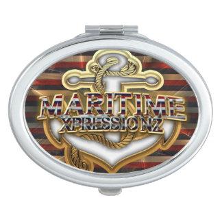 MARITIME XPRESSIONZ COMPACT MIRROR