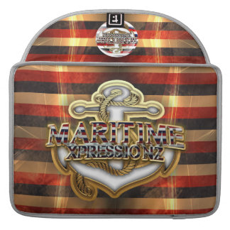 MARITIME XPRESSIONZ SLEEVE FOR MacBooks