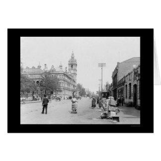 Maritzburg South Africa 1903 Card
