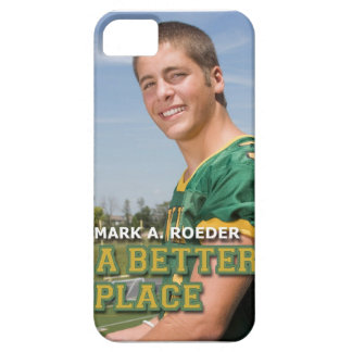 Mark A. Roeder's A Better Place iPhone 5 Cover