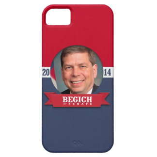 MARK BEGICH CAMPAIGN COVER FOR iPhone 5/5S