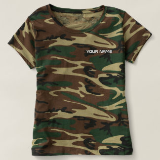 Mark-camouflage - personalizes T-Shirt