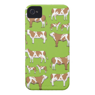 Mark cattle selection iPhone 4 cases