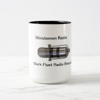 Mark Fluet Radio Broadcast Mug