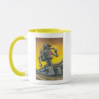 Mark Hannon Mechanic Mug