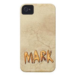 MARK Name Branded Blackberry Bold Case