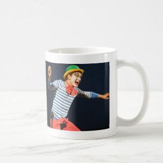 Mark Owen Mug - Clown Design