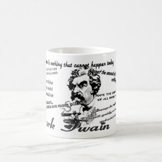 Mark Twain Quotes Coffee Mug