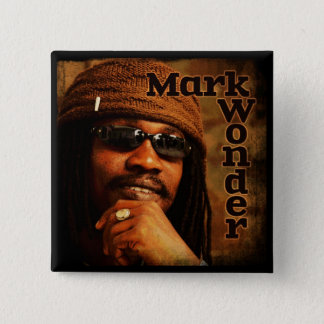"Mark Wonder 2"" Square Badge"