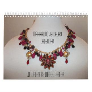 Markalino Jewelry Calendar