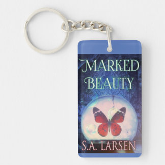 Marked Beauty Designer Keychain