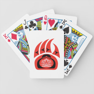 Marked Territory Bicycle Playing Cards