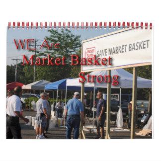 Market Basket Strong calendar