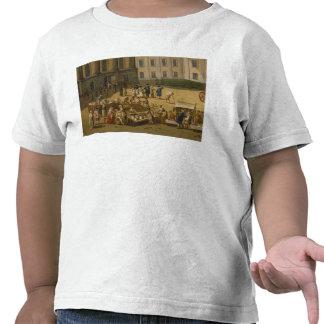 Market in the Alter Markt, Potsdam, 1772 Shirts