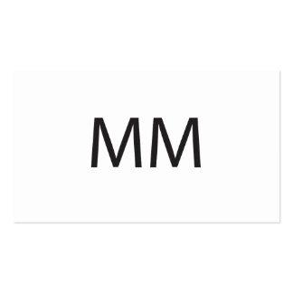 Market Maker -or- Merry Meet ai Business Cards