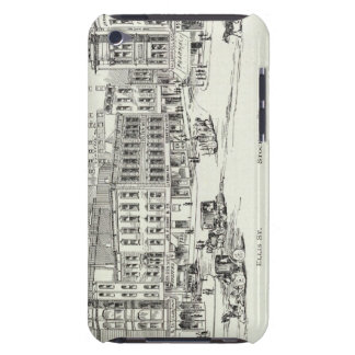 Market North side Stockton and Ellis iPod Touch Case