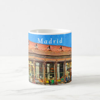 Market of San Miguel in Madrid. Coffee Mug
