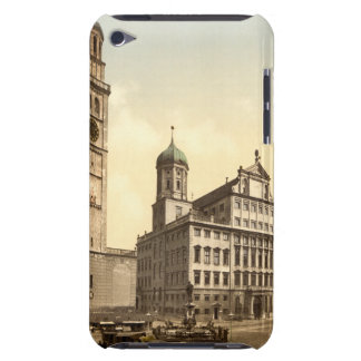 Market Place, Augsburg, Bavaria, Germany Case-Mate iPod Touch Case