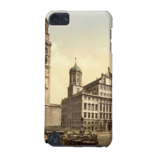 Market Place Augsburg Bavaria Germany iPod Touch (5th Generation) Cases