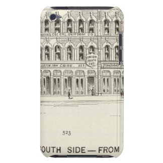 Market South side 1st west iPod Touch Cases