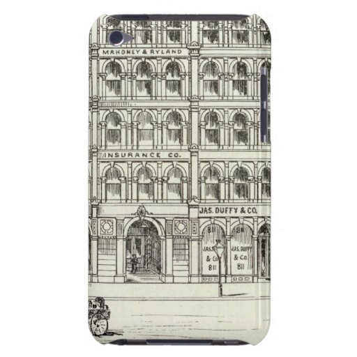 Market South side 4th iPod Touch Cases