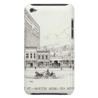 Market South side 7th iPod Touch Cover