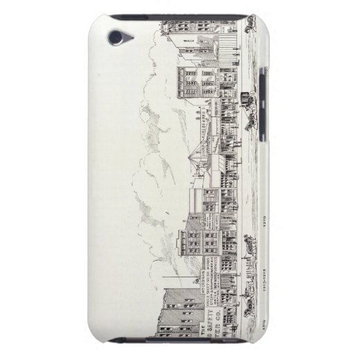 Market South side 8th9th iPod Touch Case-Mate Case