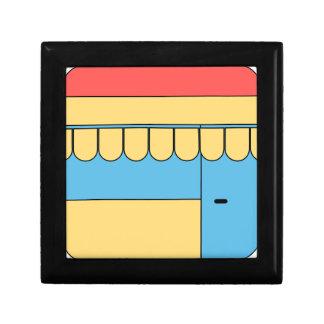 Market Store Gift Box