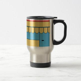 Market Store Travel Mug