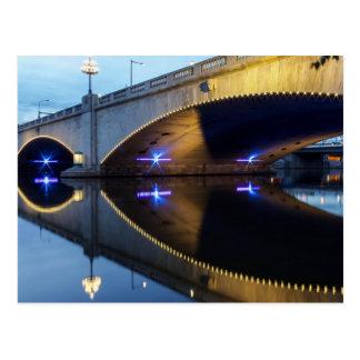 Market Street Bridge, Philadelphia Postcard