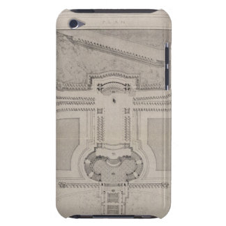 Market Street termination, approach to Twin Peaks iPod Touch Case-Mate Case
