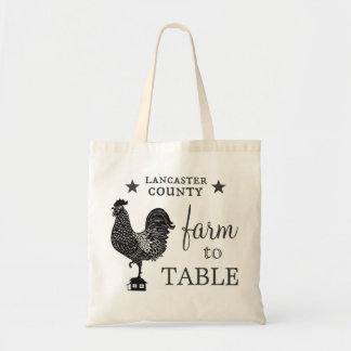 Market Tote - Farmhouse - Farm to Table