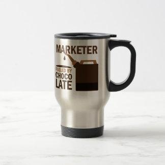 Marketer Funny Chocolate Coffee Mug