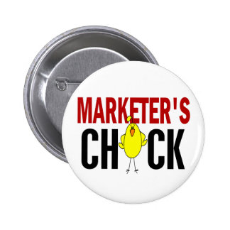 MARKETER'S CHICK PIN