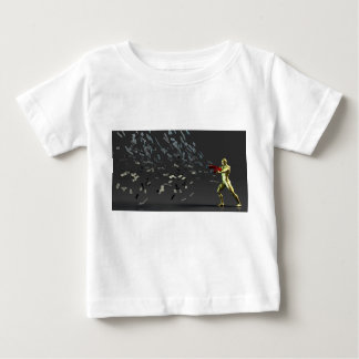 Marketing Concept with Businessman Baby T-Shirt