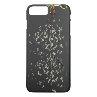 Marketing Concept with Businessman iPhone 7 Plus Case