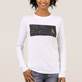 Marketing Concept with Businessman Long Sleeve T-Shirt