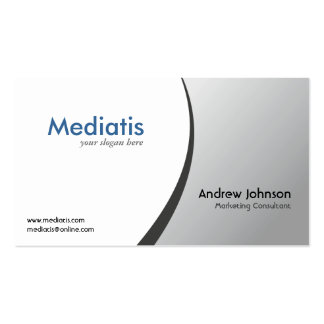 Marketing Consultant - Business Cards