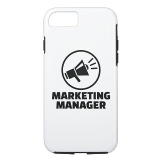 Marketing manager iPhone 7 case