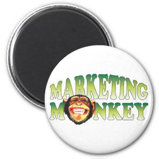 Marketing Monkey Refrigerator Magnets
