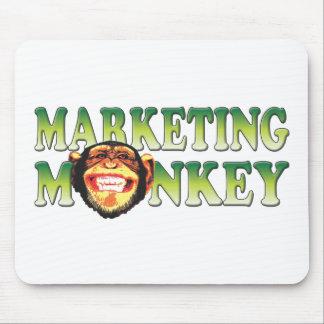 Marketing Monkey Mouse Pad