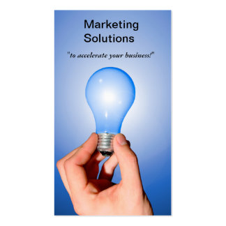 Marketing Pack Of Standard Business Cards