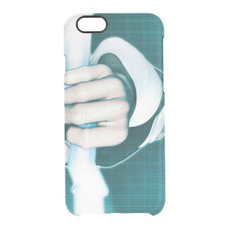 Marketing Strategy and Innovative Vision Clear iPhone 6/6S Case