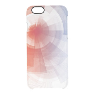 Marketing Tools for Online Advertising Campaign Clear iPhone 6/6S Case