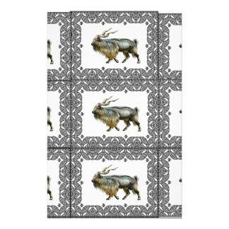 Markhor frames stationery