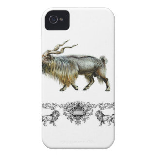 Markhor power iPhone 4 Case-Mate case