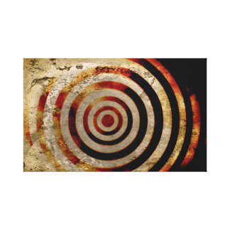 Markings Wall Canvas Gallery Wrap Canvas