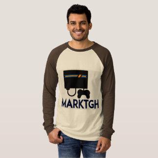 MarkTGH Men Long Sleeve Shirt